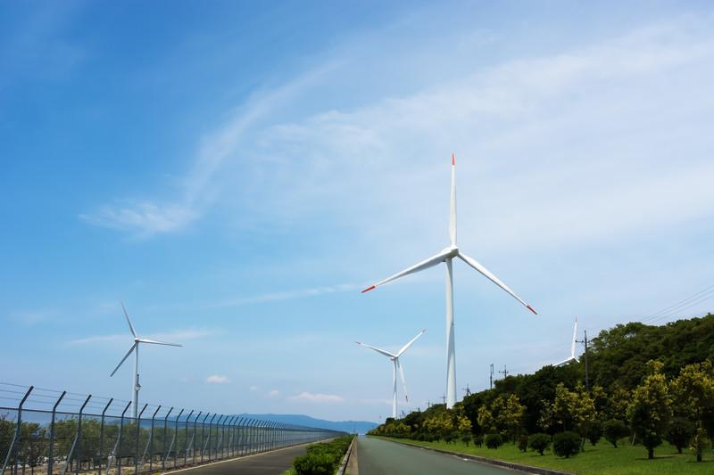 風力発電の売却、売りたい